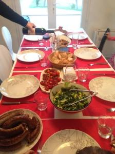 home dinner